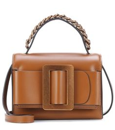 BOYY Fred leather shoulder bag leather handbags and purses Stylish Handbags, Cute Handbags, Ysl, Look Fashion, Fashion Bags, Fashion 101, Fashion Handbags, Leather Purses, Leather Handbags