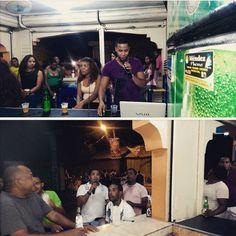 > Este viernes #VesubioBar ofrece #karaoke gratis a los #Jaraguenses entre los cuales muchos son cantores.