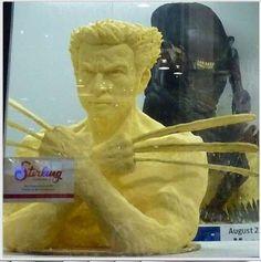 Butter sculptures - Google Search