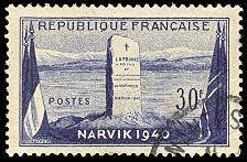 Bataille de Narvik 1940