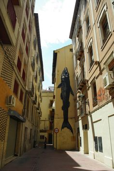 Roa in Zaragoza - unurth | street art