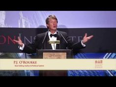 P.J. O'Rourke at the Acton Institute 23rd Anniversary Dinner - Excerpt
