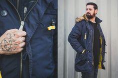 #lookbook #fallwinter #fashion #streetwear #streetfashion #blckfashion  #parka