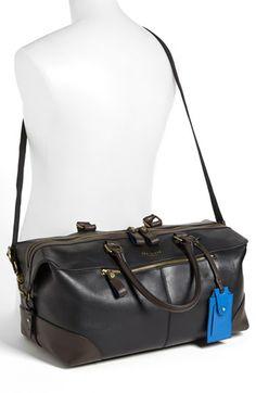 Ted Baker London 'Ottoman' Leather Holdall Bag   Nordstrom (4750
