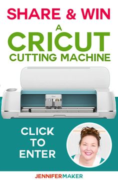 Cricut Giveaway: Enter to win a Cricut cutting machine. Contest ends on the of each month. Open to US and Canadian residents only. See official rules for details. Cricut Tutorials, Cricut Ideas, Cricut Help, Do It Yourself Wedding, Cricut Craft Room, Cricut Explore Air, Cricut Creations, Official Rules, Cricut Design