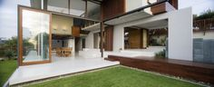 Patane Residence, bureau^proberts Architects, Newmarket, Queensland, Australia.