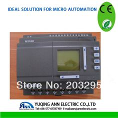PLC    APB-22MTDL Programmable Logic Controller With LCD