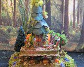 Fairy House, $23.95, via Etsy.