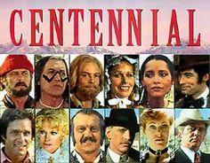 Centennial (a Titles amp; Air Dates Guide) Classic Tv, Classic Movies, Saga, Nbc Series, Richard Chamberlain, Centenario, Romance And Love, Film Books, Theme Song
