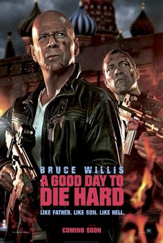 A Good Day To Die Hard: nouvelle bande-annonce pour Die Hard 5 | TVQC