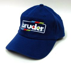 Blue Bruder Cap one size fits all Youth Toy Toys