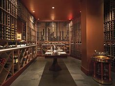 The Wine Room at The Ritz-Carlton, Fort Lauderdale offers hundreds of thousands of wine pairings in the 5,000 bottle wine vault. Add a Champagne Sabering to begin the experience, pairing with imported cheeses.