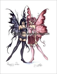 Amy Brown Fairy Wallpaper | amy brown fairy tattoos - Google Images Search Engine
