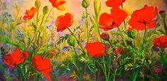 Poppies - Barb Hofer