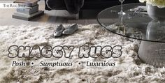 Get yourself a COZY and COMFORTING #SHAGGYRUG. http://bit.ly/1pdH9Pn