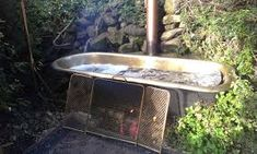 Outdoor bath - Picture of Tree Crop Farm, Akaroa - TripAdvisor Crop Farming, Bath Pictures, Picture Tree, Outdoor Baths, Heat Exchanger, Trip Advisor, Tub, Outdoor Decor, Pools