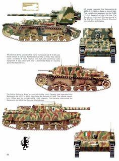 Military Tactics, Military Art, Military History, Tank Armor, Italian Army, Tank Destroyer, Armored Fighting Vehicle, Ww2 Tanks, World Of Tanks