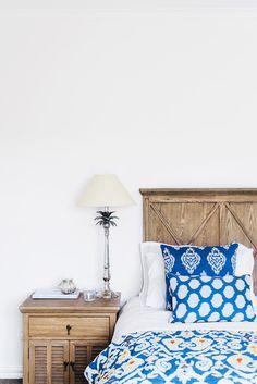 Merricks Home: bedroom via @the design files
