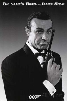 James Bond Photographie sur AllPosters.fr