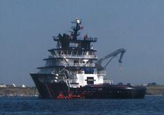 L'Abeille Bourbon est un remorqueur d'intervention, d'assistance et de sauvetage (RIAS) français, long de 80 mètres avec une force de traction de 200 tonnes, 12 hommes d'équipage, conçu par l'architecte naval norvégien Sigmund Borgundvaag et construit par Kleven Maritim. Il a été baptisé par Jacques de Chateauvieux le 13 avril 2005 en la présence de sa marraine Bernadette Chirac. Il est basé depuis à Brest et assure la sécurité du rail d'Ouessant