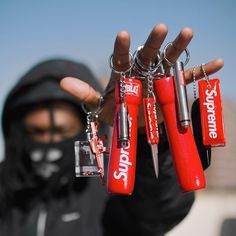 #hypeAF: what's your favorite @supremenewyork accessory? Photo: @_merkaba_x / @boris_baden0v