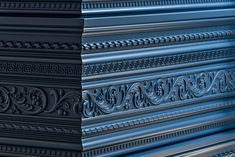 Veggdekor med et individuelt uttrykk - Deco Systems Merlin, Decorative Boxes, Home Decor, Products, Decorative Mouldings, Heat Gun, Fantasy, White Colors, Bedroom