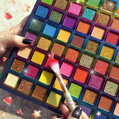 Glow Palette, Eyeshadow Palette, Makeup Pallets, Wow Products, Makeup Cosmetics, Makeup Brushes, Lip Balm, Color Pop, Beauty Makeup