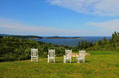 Photo Tour of Castle Rock Inn Ingonish Cape Breton Island Nova Scotia Cape Breton, Castle Rock, Atlantic Ocean, Nova Scotia, Tours, Island, Islands