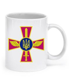 Ukrainian Air Force - Coffee Mug cm-uaf