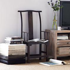 $399 Iron Chinese Chair