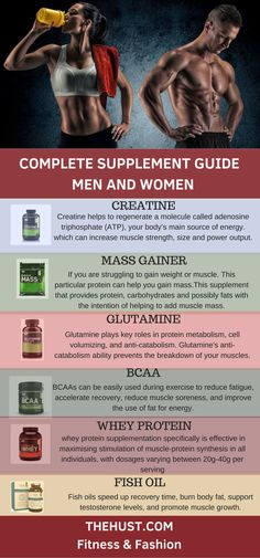 5 Best Bodybuilding Supplement For Lean Muscle Gain 2020 - The Hust