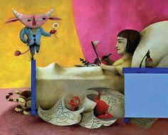 Frida, Jonah Winter Arthur A. Levine Books, Scholastic Press, New York, 2002