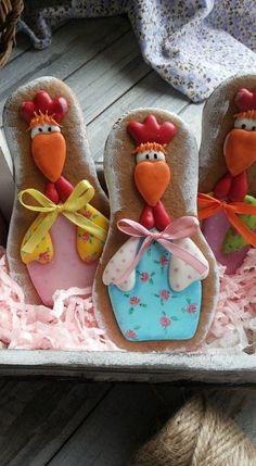 Fancy Cookies, Iced Cookies, Cute Cookies, Easter Cookies, Cookies And Cream, Cupcake Cookies, Sugar Cookies, Cookie Frosting, Royal Icing Cookies