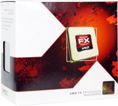 AMD FX-4170 4.2GHz Quad-Core Socket AM3+ CPU with AMD Virtualization Technology - FD4170FRGUBOX AMD is a semiconductor design innovator leading the next era of vivid digital experiences with its ground-breaking AMD Fusion Accelerated Processing Units (APUs).. AMD's graphics and computing technologies power a variety of solutions including PCs, game consoles and the servers that drive the Internet ... #AMD #Personal_Computer