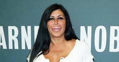 'Mob Wives' star Big Ang was remembered at a visitation on Sunday, Feb. 21, with a DJ who played music for mourners — details