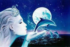 ~Dream Of The Dolphin~ - a poem by Sharons Poetry. All poetry poets - All Poetry