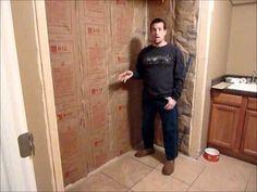 Building Mud Room Lockers - Part 3