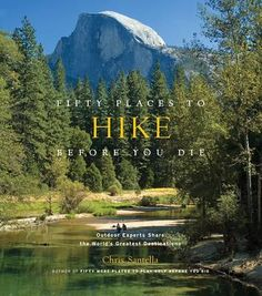 Book: 50 Places to hike before you die