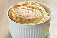 Think making a souffle is tricky?  Think again - we've simplified the classic technique so that you can make our Parmesan Cheddar Souffle recipe at home.
