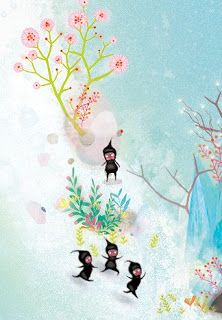 Crystal moon detail by Lisa Evans Lisa Evans, Dream Moon, Children's Book Illustration, Book Illustrations, Homemade Art, Pop Surrealism, Naive Art, Moon Art, Childrens Books