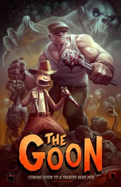 Eric Powell gives an update on The Goon movie