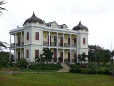 Castillo Labadie, Moca, Puerto Rico