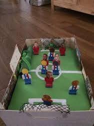 Tafelvoetbalspel als sinterklaas surprise. Voor de jongen of man die echt gek is op voetbal.