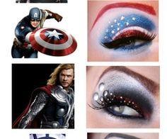 Super Hero Inspired