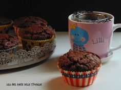 Muffin al gianduia