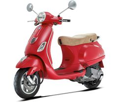 Vespa LX 50 4V Scooter - New Scooters 4 Less - Gainesville, FL