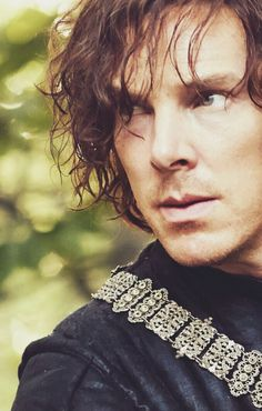 Benny in The Hollow Crown