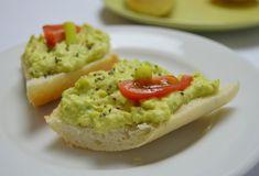 Avocado Toast, Guacamole, Paleo, Food And Drink, Healthy Recipes, Treats, Snacks, Vegan, Vegetables