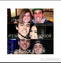 Yeah babe IS JACKANDJACK only that 🙆🏽