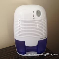 REVIEW - Electric Air Dehumidifier from Aliexpress